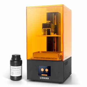 Longer3D Orange 10 cheap resin 3D printer