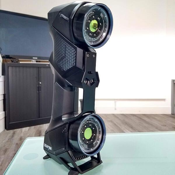 Creaform HandySCAN BLACK Elite, a truly impressive 3D scanner