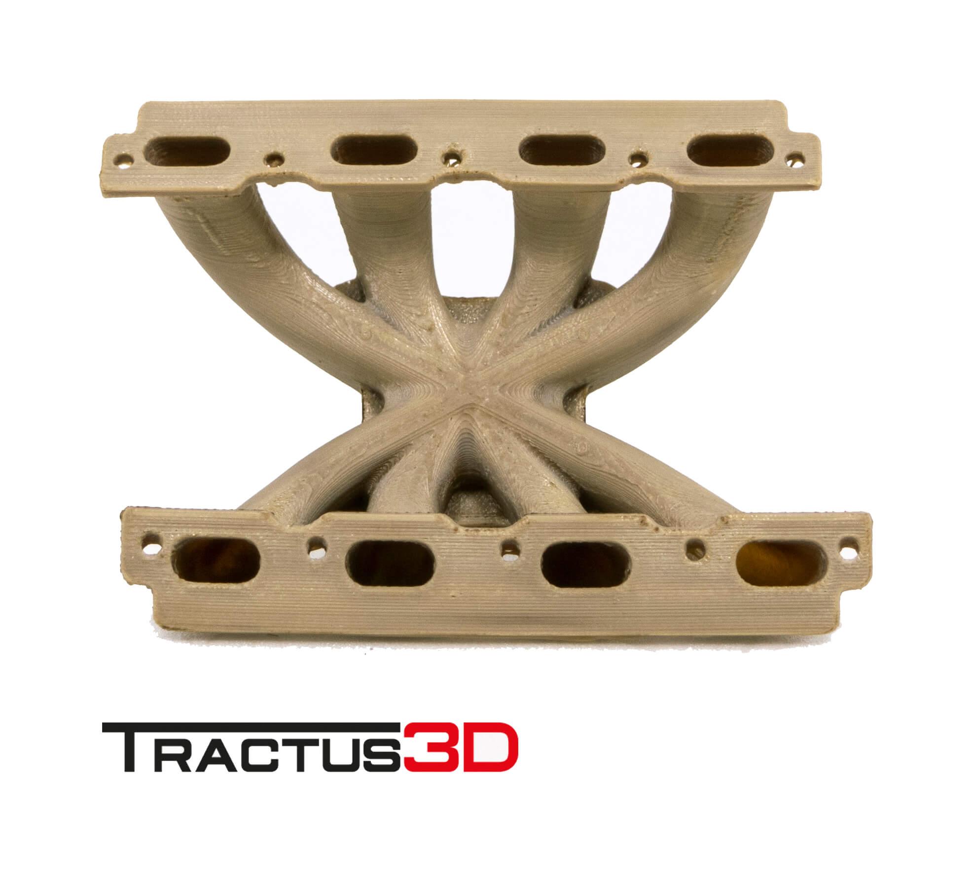 Tractus3D : Impression 3D PEEK de pointe
