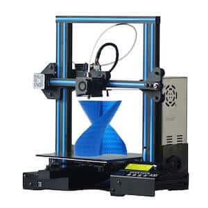 The Geeetech A10 is one of the best cheap 3D printers under $300.
