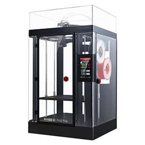 Raise3D Pro2 Plus best large 3D printer
