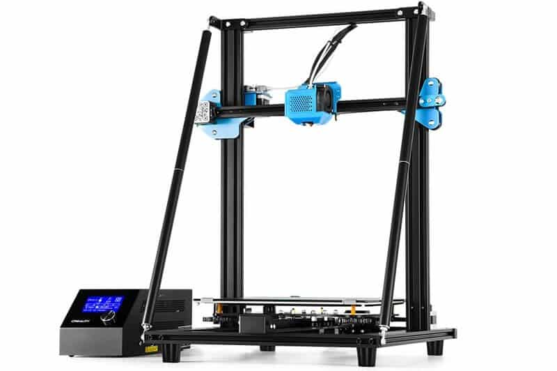 Creality CR-10 V2: affordable and efficient large-volume 3D printing