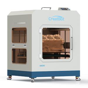 CreatBot D600 Pro 3D printer large build size