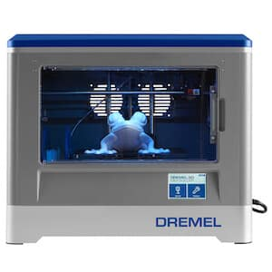 Dremel DigiLab 3D20 top 3D printers under 1000