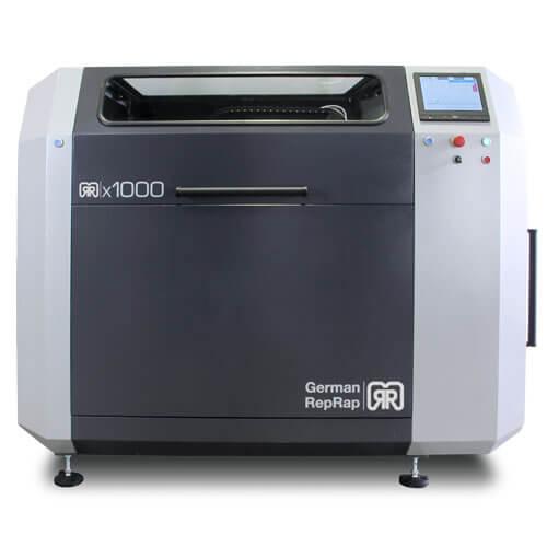 large format 3D printer German RepRap X1000