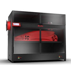Modix BIG-120X large format 3d printer
