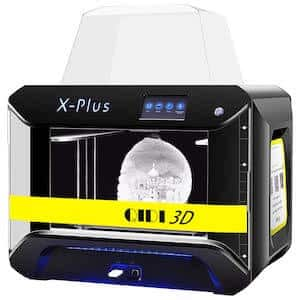 Qidi Tech X-Plus 3D printer under $1000