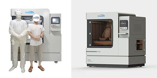 CreatBot F1000 : une imprimante 3D grand volume abordable