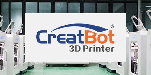 Impression 3D grand format avec la gamme CreatBot D600