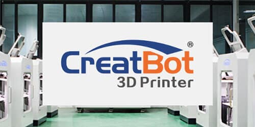 Large scale 3D printing with the CreatBot D600 series