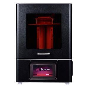 Large desktop resin 3D printer Phrozen Shuffle XL