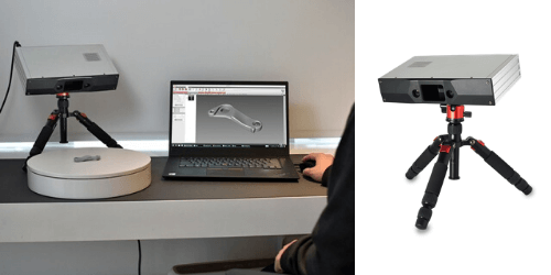 Polyga Compact S1 3D scanner: high-quality results with a price that's hard to beat