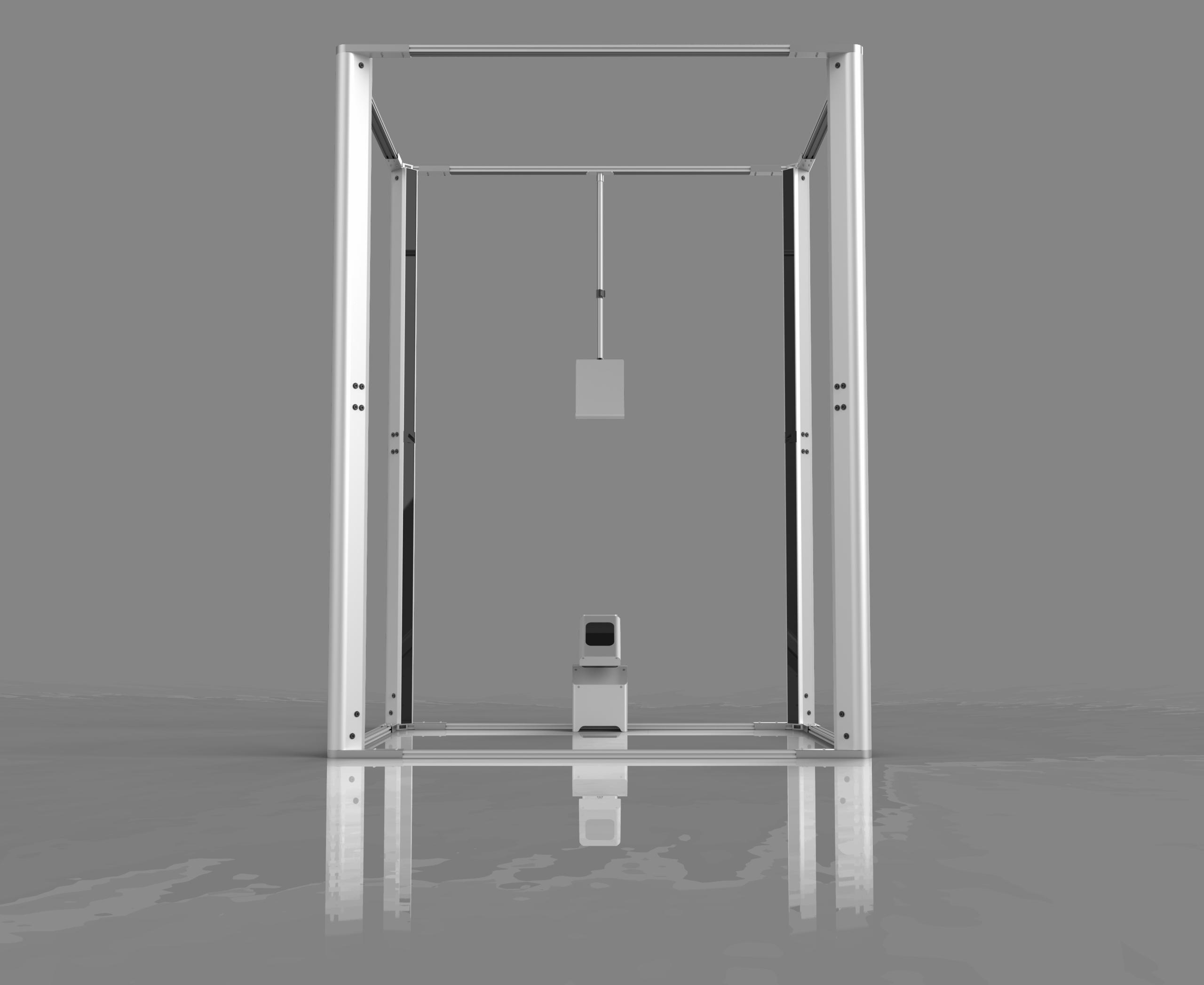 TG3D Studio Scanatic 360 Body Scanner