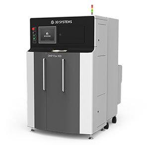 3D Systems DMP FLEX 100 3D metal printer