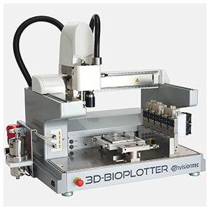 EnvisionTec 3D Bioplotter Developer Series