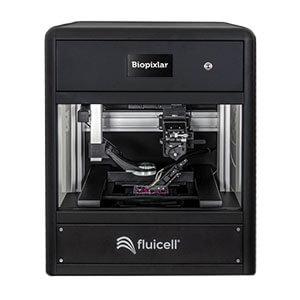 Fluicell Biopixlar 3D bioprinting