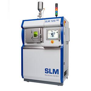SLM Solutions SLM 125 Selective Laser Melting