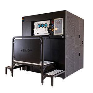 Velo3D Sapphire metal 3D printing