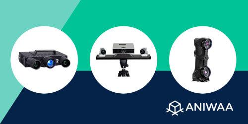 The best metrology 3D scanners