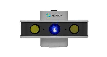 AICON PrimeScan Hexagon Metrology - Metrology
