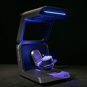 Shining 3D AutoScan Sparkle automatic jewelry 3D scanner