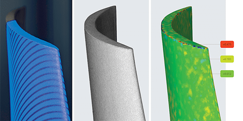 Practical guide to automated metrology 3D scanning with GOM solutions
