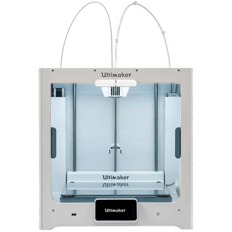 Ultimaker S5 best professional FFF 3D printer