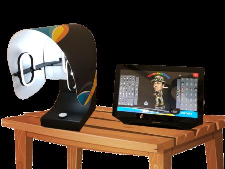 SelfEZ The Bobble Shop - Body scanning