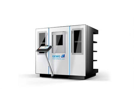 PERFORMER 260 GEWO3D - High temp, Hybrid manufacturing