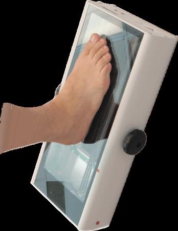3D Plantar Scanner Vorum - Body scanning