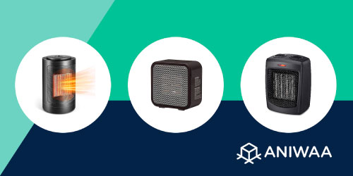 2021's best mini heaters for your office or desktop