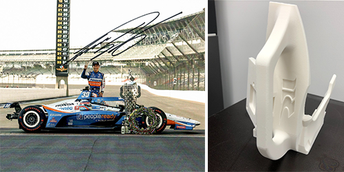 Case study: Iterative design on the racetrack with RLL Racing