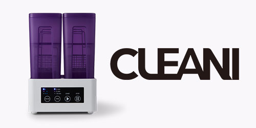 Cleani: Ackuretta's new approach to resin cleaning and washing