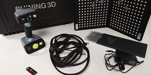 Shining 3D EinScan HX review