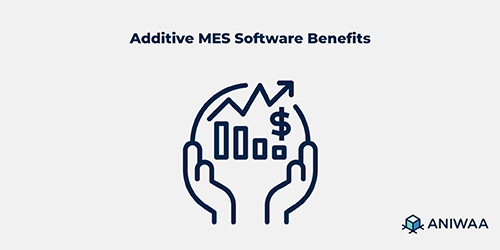 Key benefits of MES software for additive manufacturing workflows