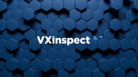 VXinspect Creaform - 3D capture