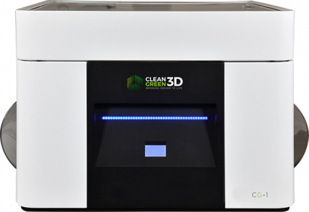 CG-1 CleanGreen3D - Full color